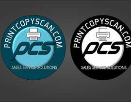 #121 para Design a Logo for Print Copy Scan por ravisankarselvam
