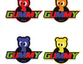 #16 untuk Gummy bear logo oleh heberomay