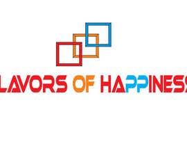 #21 untuk Logo for flavorsofhappiness oleh Kamran000