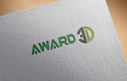 rz100 tarafından Design a Logo for AWARD 3D için no 27