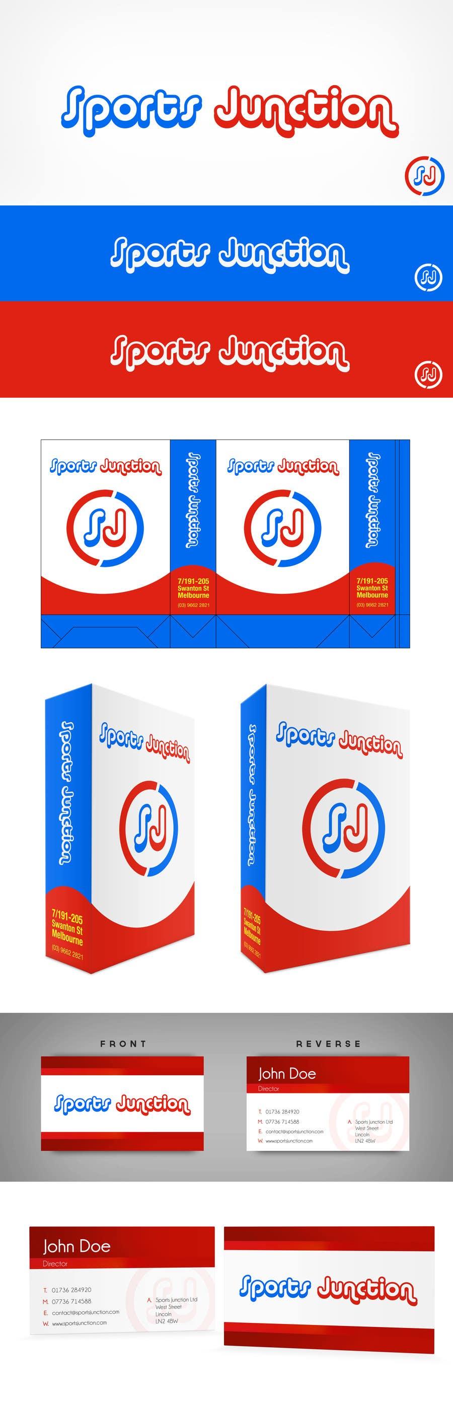 Konkurrenceindlæg #24 for Design a Logo for Sports Junction