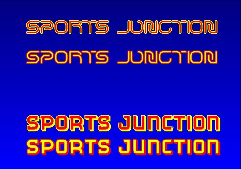 Contest Entry #23 for Design a Logo for Sports Junction