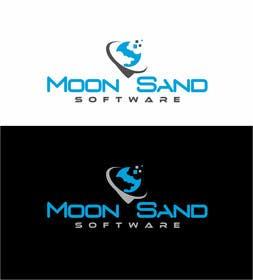#11 untuk Design a Logo For Moon Sand Software (Arabic - English) oleh olja85