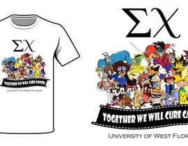 mydearestmariaa tarafından Design a Simple T-Shirt For Cancer Charity için no 2