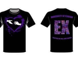 calebtgomez88 tarafından Design a Simple T-Shirt For Cancer Charity için no 1