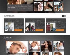 #6 untuk Design a Website Mockup oleh chancalkmr