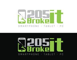#53 untuk Design a Logo for Smartphone Repair, Computer Repair and Tablet Repair oleh ASHERZZ