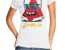 #137 for Design a T-Shirt for Jobs.ie by SummerWings