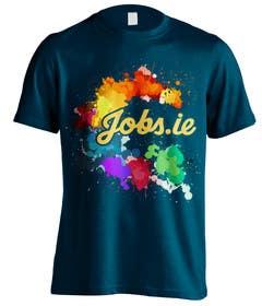 AhmedAdel3 tarafından Design a T-Shirt for Jobs.ie için no 104