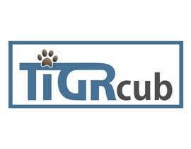 #9 untuk Create a Logo for TIGRcub oleh joelsonsax