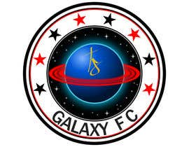 #24 untuk Design a Logo for a Galaxy Football Club oleh PJM87