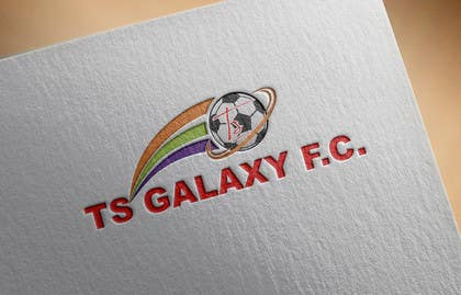 #23 untuk Design a Logo for a Galaxy Football Club oleh sameer6292