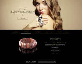 #26 untuk Homepage design oleh MadniInfoway01