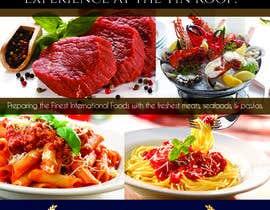 #10 untuk Design an Advertisement Fine Dining Restaurant oleh vyncadq