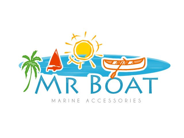 Contest Entry #                                        237                                      for                                         Logo Design for mr boats marine accessories