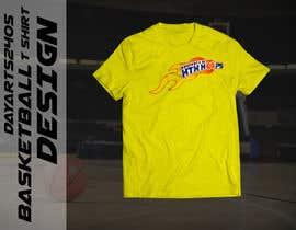#39 untuk Design a T-Shirt oleh DayArts2405
