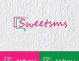 #5 untuk Design a Logo for sweetsms.com oleh neveraemjeNevera