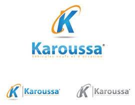 #247 para Concevez un logo pour Karoussa por bestidea1