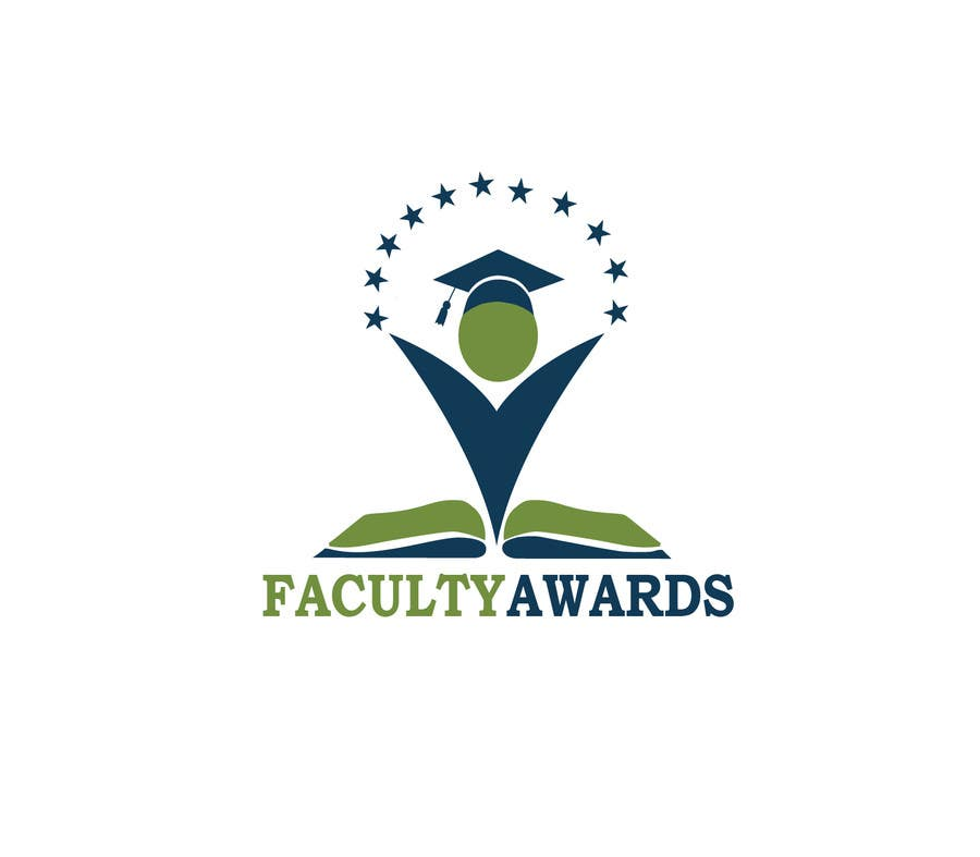 #107 for Design a logo for Faculty Awards professor competition by inspirativ