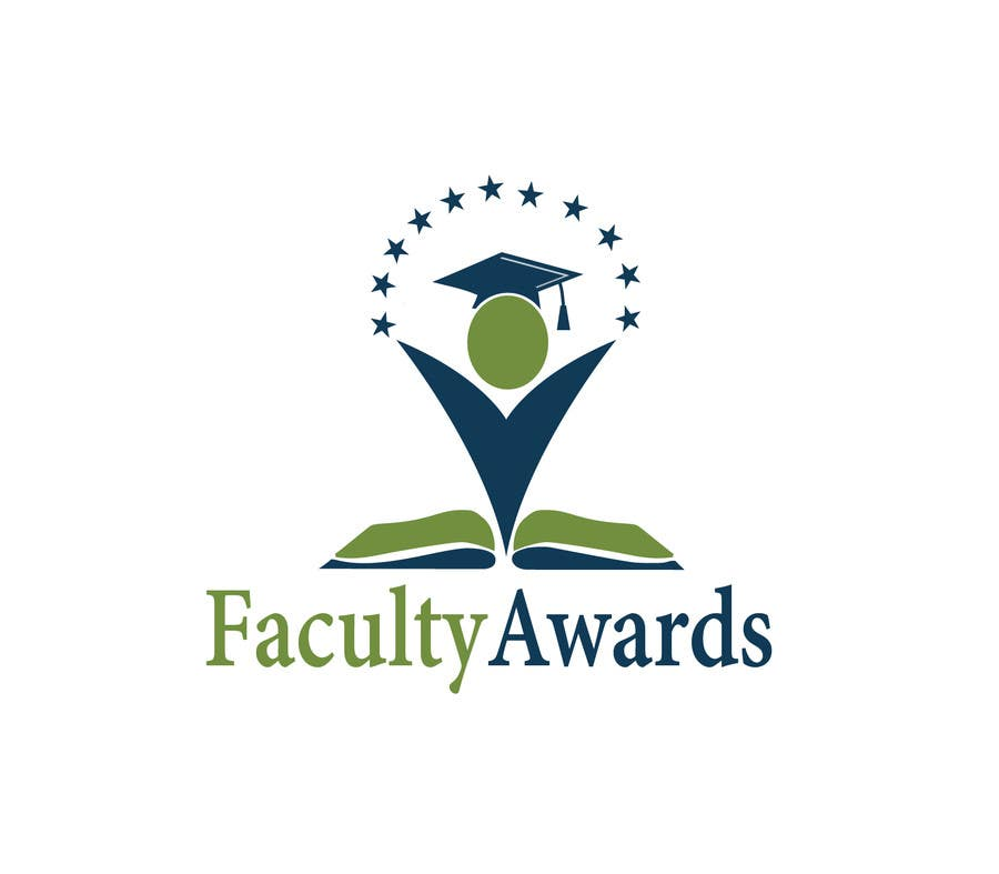 #108 for Design a logo for Faculty Awards professor competition by inspirativ