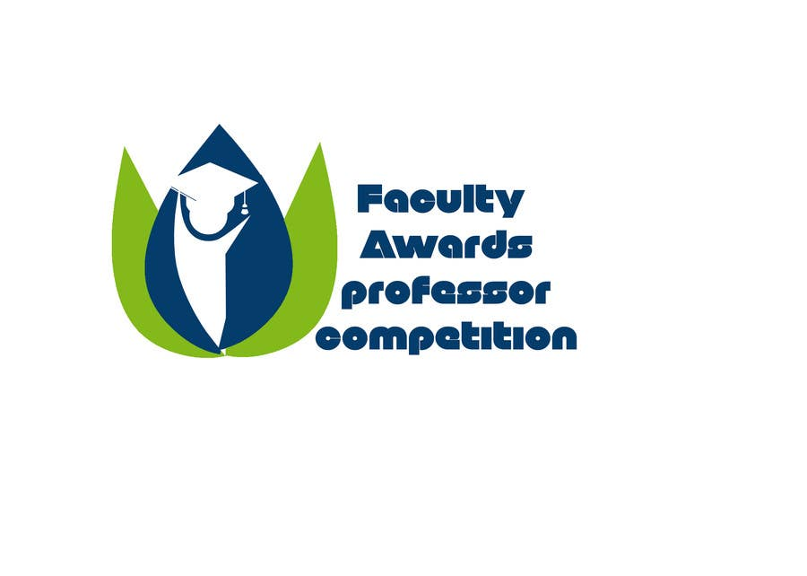 #10 for Design a logo for Faculty Awards professor competition by Fidelism