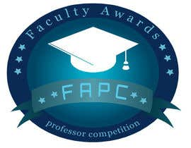 #126 for Design a logo for Faculty Awards professor competition by ginjin