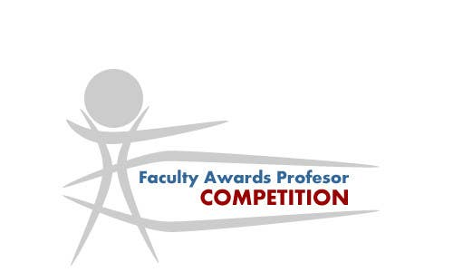 #25 for Design a logo for Faculty Awards professor competition by Fukso20