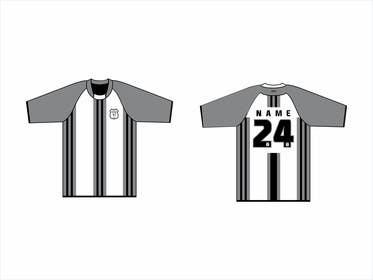 #20 untuk Design a SoccerJersey oleh adrianusdenny