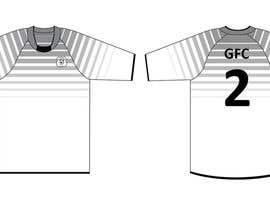 acmnonni tarafından Design a SoccerJersey için no 21