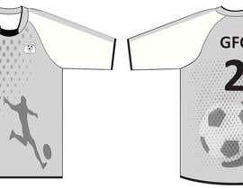 SwellDesign tarafından Design a SoccerJersey için no 4