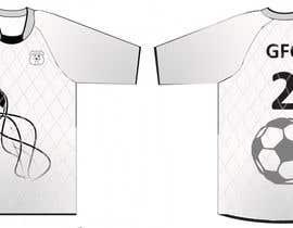 SwellDesign tarafından Design a SoccerJersey için no 10