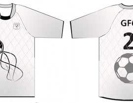 #10 untuk Design a SoccerJersey oleh SwellDesign