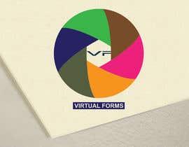 #19 untuk App Icon & Logo for Virtual Forms oleh alom33