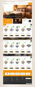 #6 untuk Design a Website Mockup using template oleh kreativeminds