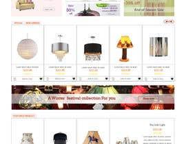 #11 untuk Design a Website Mockup using template oleh nupurghosh2