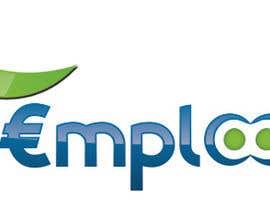 #134 para Design a Logo for www.Emploois.com por nilankohalder