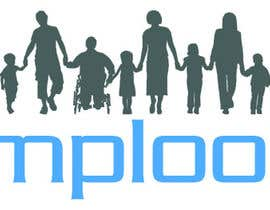 #12 untuk Design a Logo for www.Emploois.com oleh AboAlimk