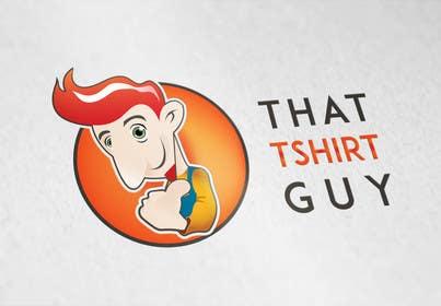 AhmedAdel3 tarafından Design and revamp Thattshirtguy logo için no 67