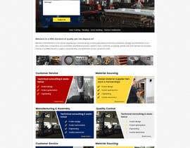 Nro 17 kilpailuun Design a Website Mockup for BestwillCorp.com käyttäjältä jkphugat