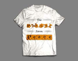 #34 untuk puzzle words T-shirt design oleh RaduPlo