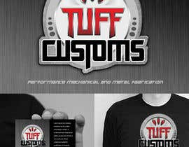 #75 para Logo Design for Tuff Customs por Fierro