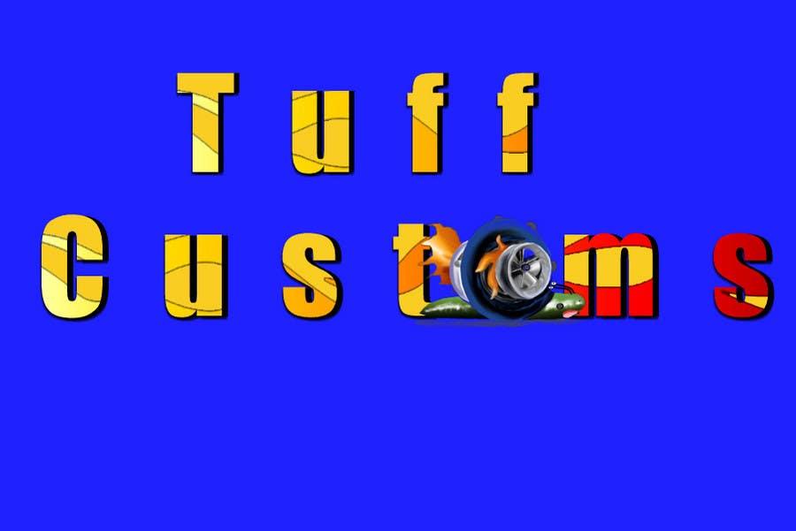 Contest Entry #                                        69                                      for                                         Logo Design for Tuff Customs