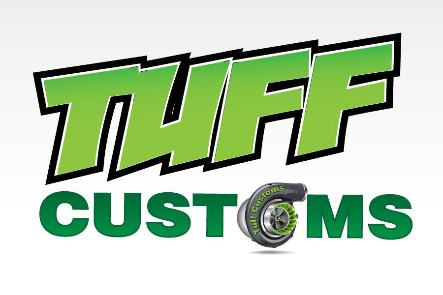 Participación en el concurso Nro.                                        72                                      para                                         Logo Design for Tuff Customs