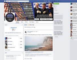 #5 untuk Design a Facebook landing page oleh zoomlander