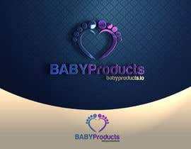 #58 for Design a Baby Products Logo by EdesignMK