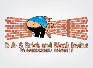 #11 untuk D & S brick and block laying oleh pdarshan61