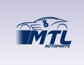 #11 for Design a Logo for MTL-AutoParts.com by hos4am