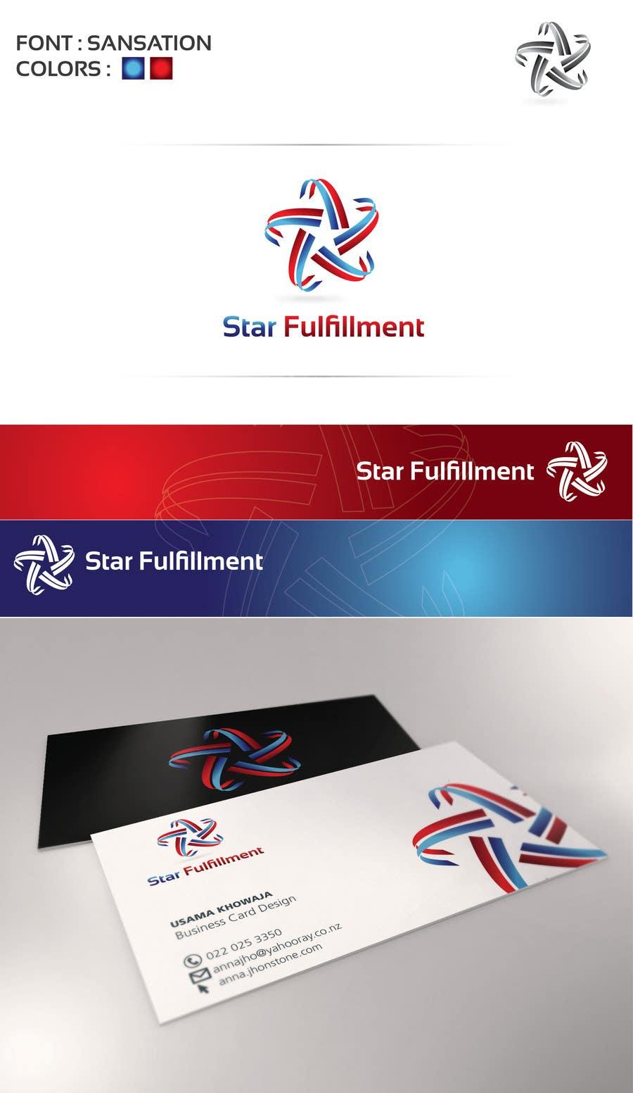 Penyertaan Peraduan #64 untuk Design a Logo for Star Fulfillment