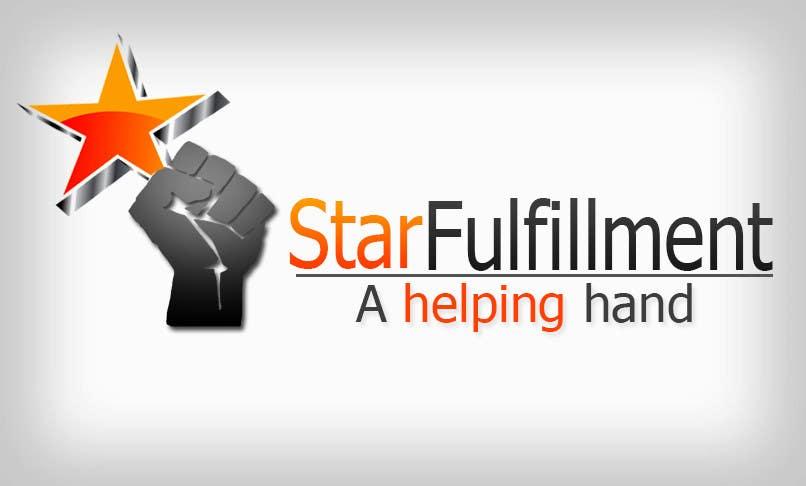 Penyertaan Peraduan #32 untuk Design a Logo for Star Fulfillment