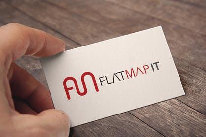 manu123dk tarafından Design a Logo for FlatMap IT için no 22